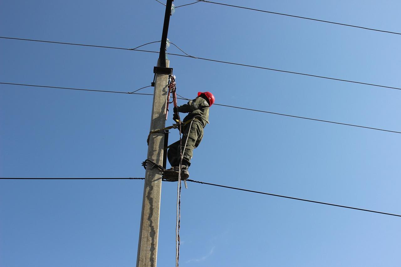 electrician, check, employee